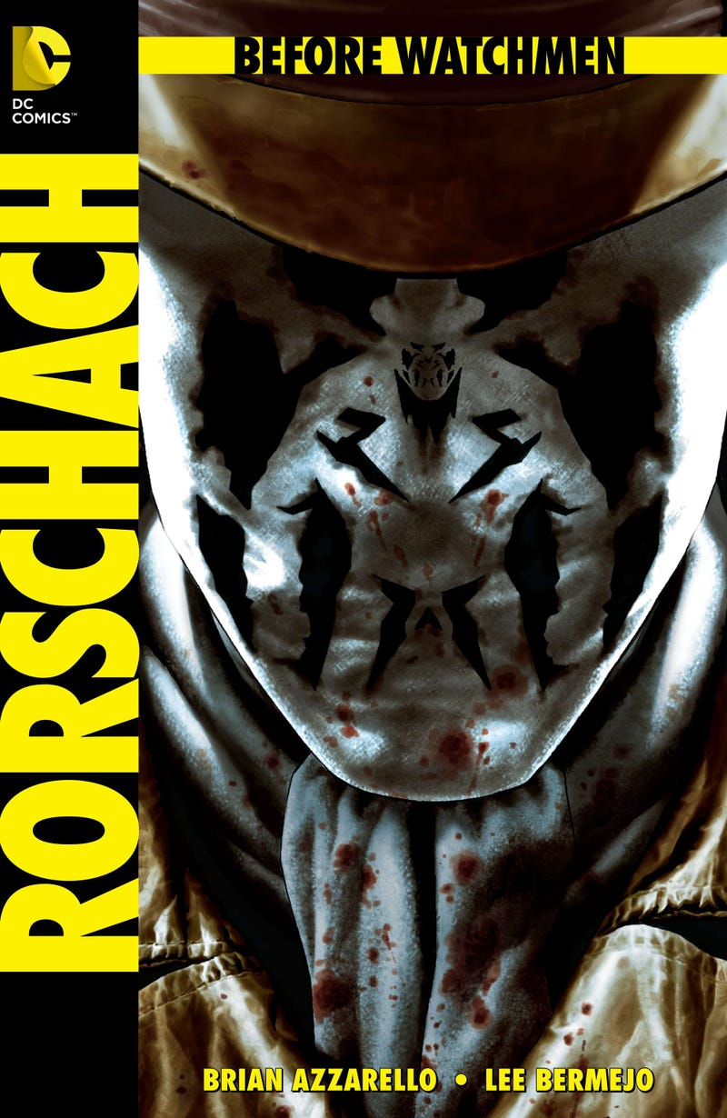 DC Comics unveils full list of Watchmen prequels