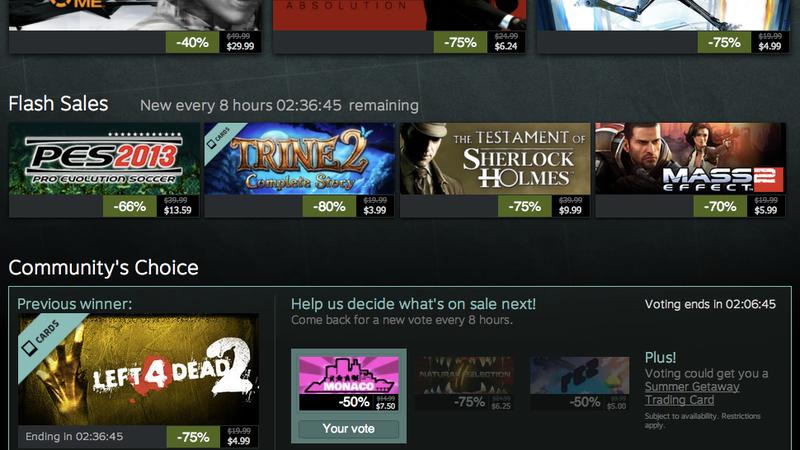 Moneysaver: Steam Summer Sale Day 4 Breakdown [Updated Monday 10:30am]