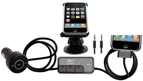 Griffin Launches Two More Auto iPod Accessories