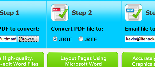 PDF-to-Word Converter Pulls Readable Text from Scanned Images