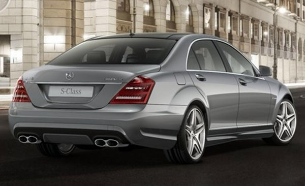 2010 Mercedes S63, S65 AMG Leak Logical Details