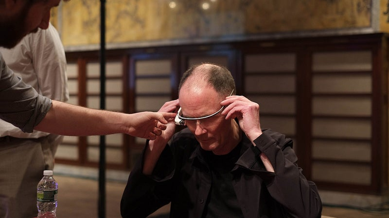 Technology Soothsayer William Gibson Couldn't Help But Love Google Glass
