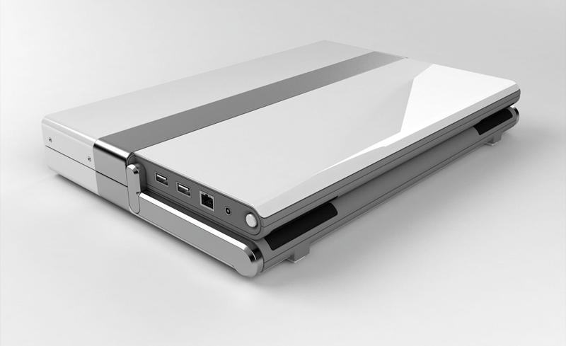 V12 Design Dual-Screen Laptop Gets a Bit More Real With Estari Partnership