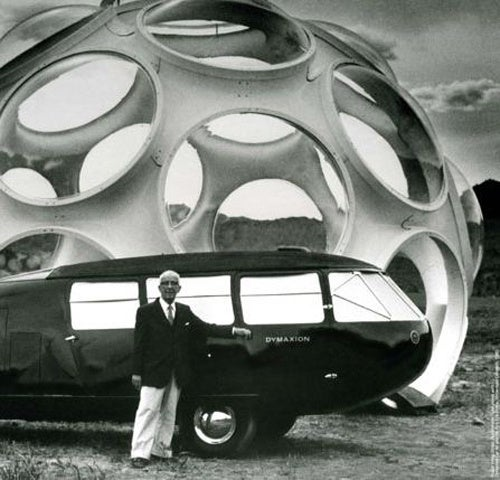 Bucky's Car and Dome
