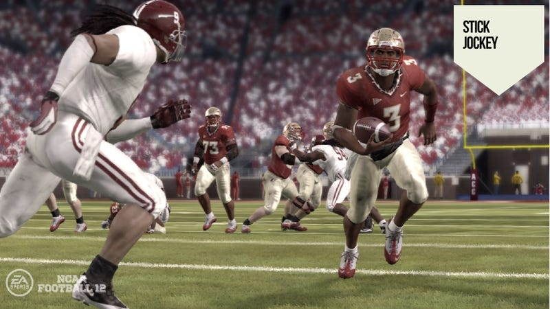 NCAA Football 12's Ultimate Conference Call