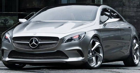 Mercedes-Benz Concept Style Coupe: Leaked Press Photos