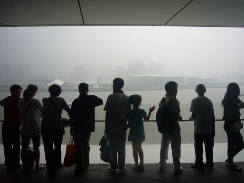 How To Survive the Shanghai Expo