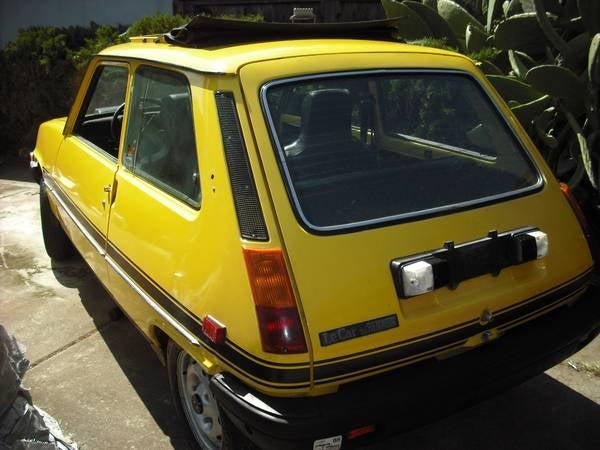 For $2,500, Wake Up Rip Van Renault