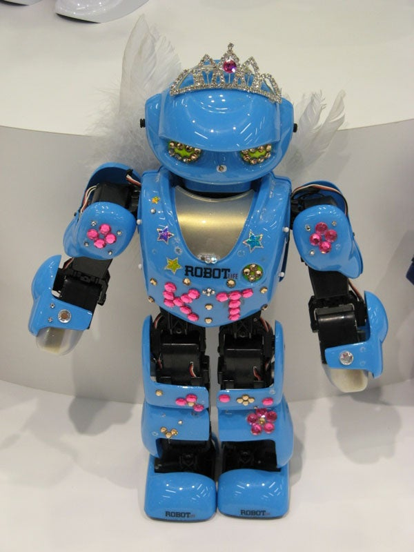 RoboSquare Has All Robots to Bite Your Non-Shiny, Non-Metal Ass But Bender