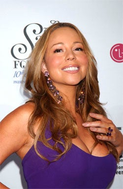 Mariah Carey's Not-So-Private Bathroom Break
