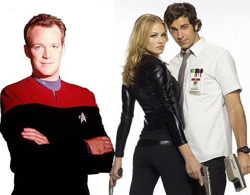 From Star Trek Actor To Chuck Producer: The Evolution Of Robert Duncan McNeill