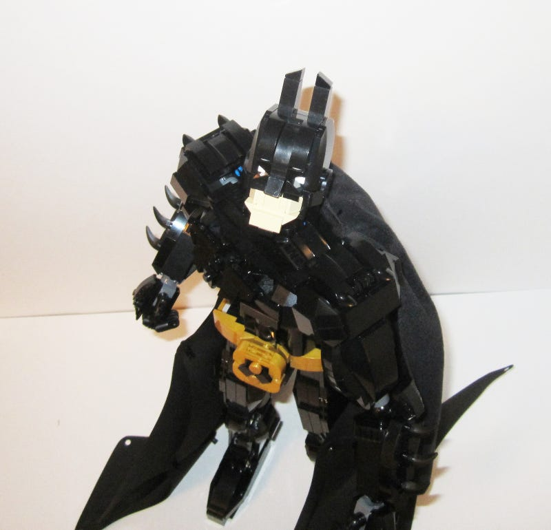 Lego Batman Fully Posable Action Figure Is a Must Have