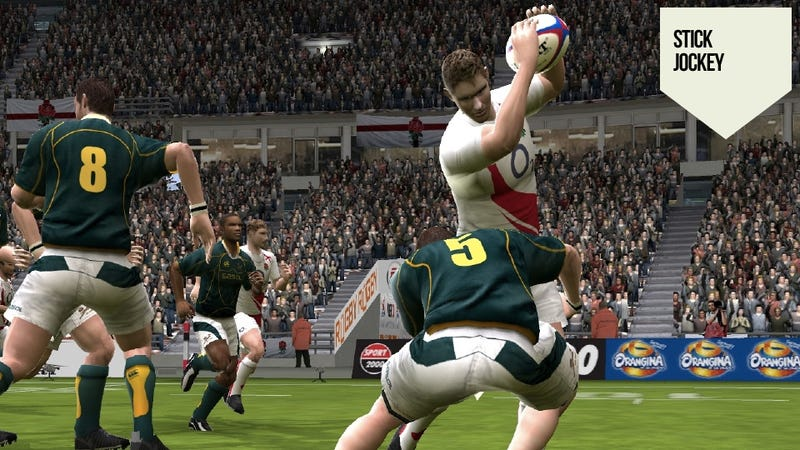 A Rugby Fan Scores a Try in EA Sports' Top Job