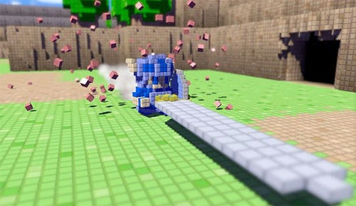 """3D Dot Game Heroes """"Definitely"""" Coming To America"""
