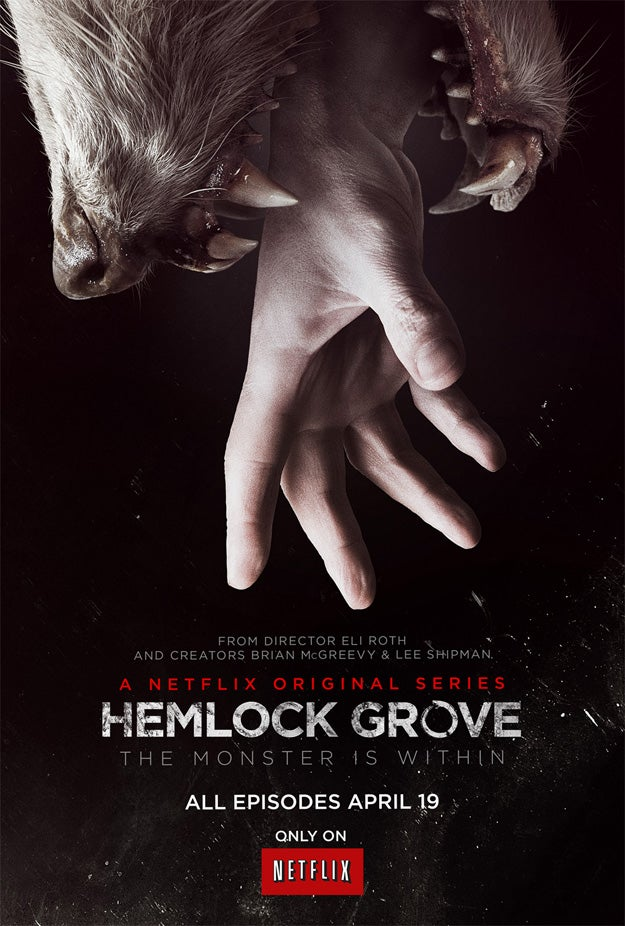 Netflix unleashes the first trailer for its werewolf murder mystery series Hemlock Grove