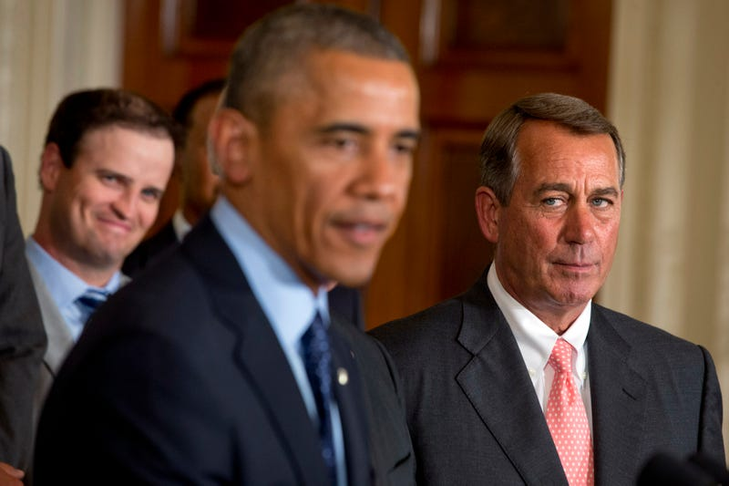 Even John Boehner Can't Believe What a Dick John Boehner Has to Be Now