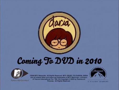 Finally: Daria To Be Released On DVD