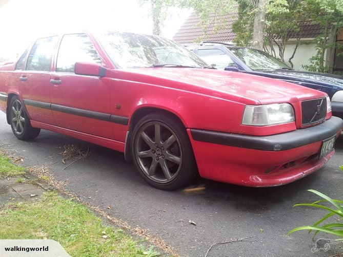 Spotted on Trade Me: 1997 Volvo 850R