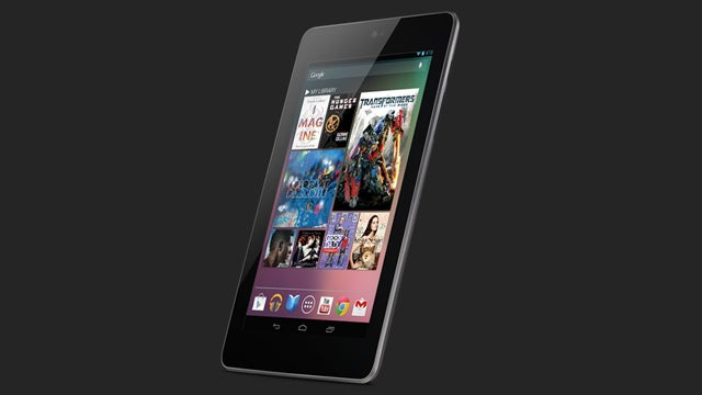 Google and Asus Preparing a 32GB Nexus 7?
