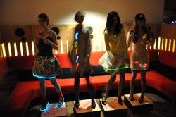Glowing Girls Bring Blade Runner Fashion To Life