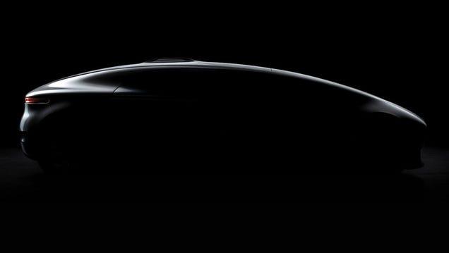 Mercedes To Unveil Exciting New Autonomous Egg-Car Concept