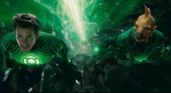 The Green Lantern Is A Colossal Waste Of A Perfectly Hot Dude