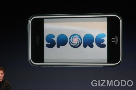 iPhone Getting Multitouch Games, Including Spore, Super Monkey Ball