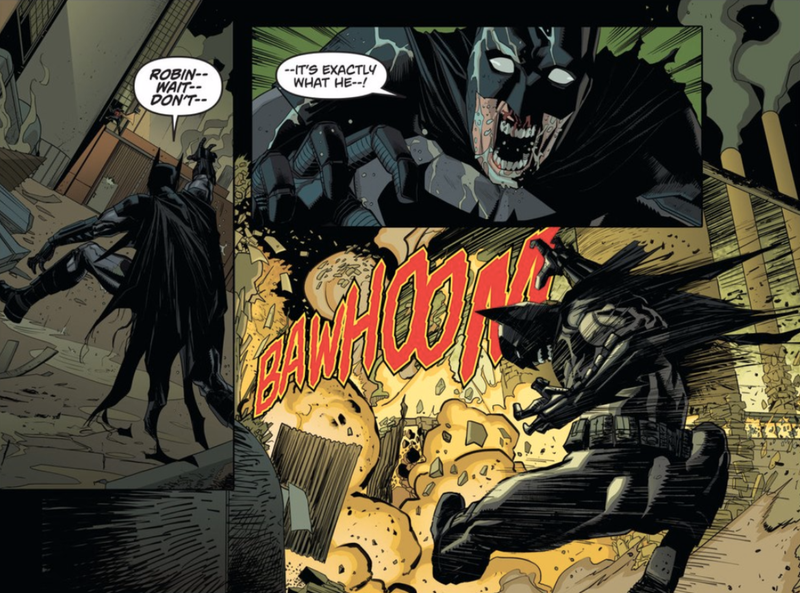 The Newest Arkham Knight Comic Makes Some Shrewd Tweaks To Batman Lore