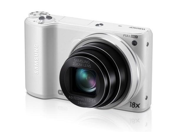 Lo nuevo de Samsung: gigantescas teles 4K, cámaras compactas (y sí, un frigorífico)