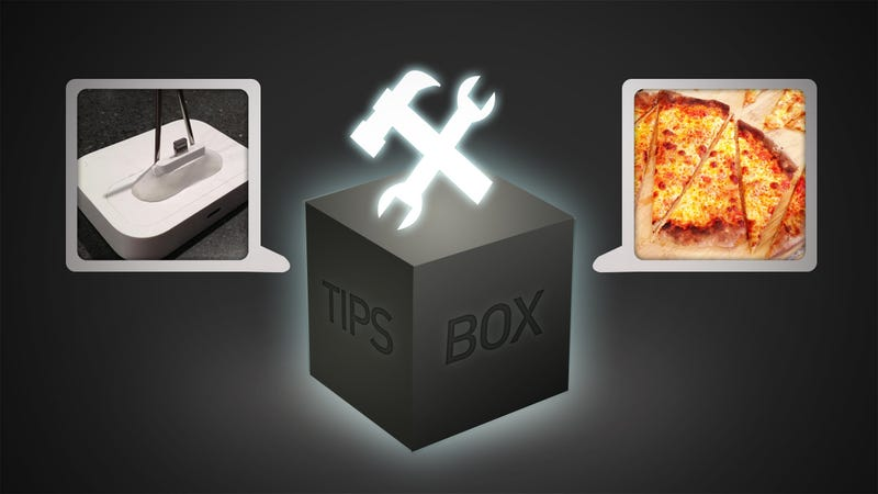 iPhone 5 Docks, Oblong Pizzas, and Craigslist Thumbnails