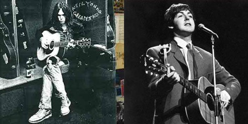 Paul McCartney, Neil Young Usher In Coachella's Year Of The Geezer: HOAX