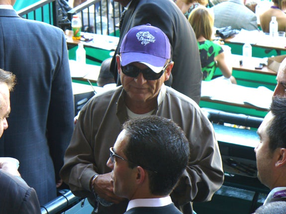 Blazing Saddles; A Day At The Breeders' Cup