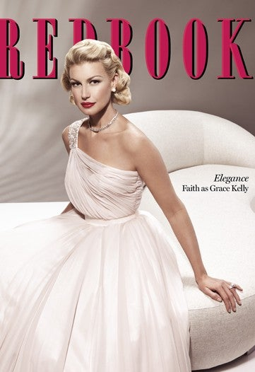 Faith Hill Lets Redbook Alter Her Again