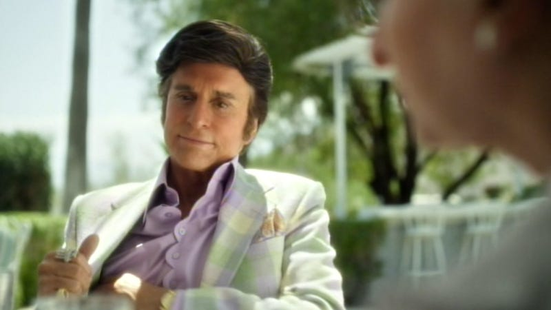 Sheer Shirts, Sparkly Speedos: Behind The Candelabra's Best Fashion