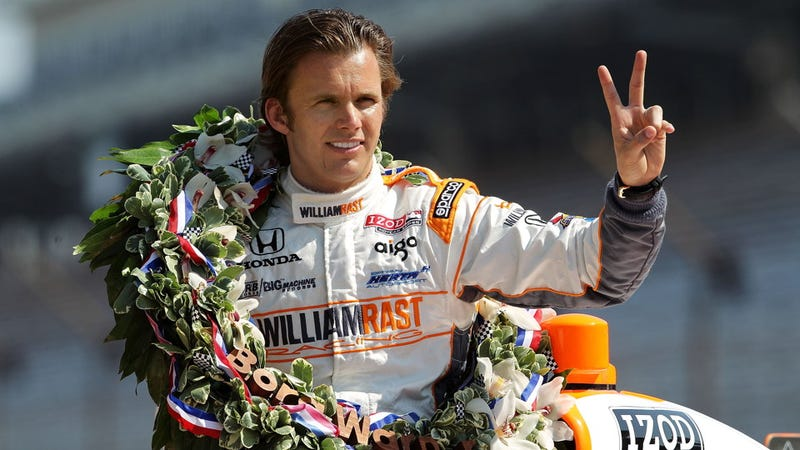 Dan Wheldon dies in Las Vegas IndyCar crash