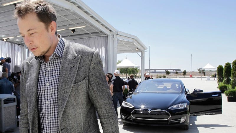Elon Musk Is Building a Self-Driving Car Because Of Course He Is