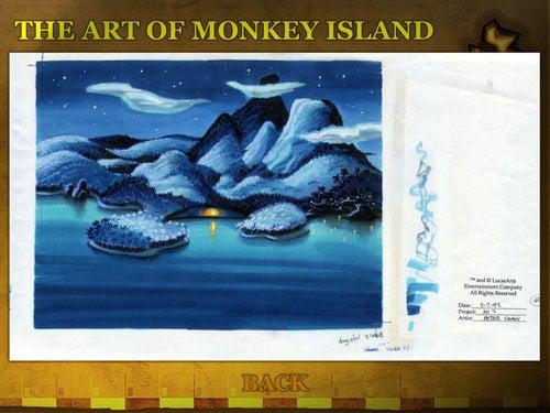 Monkey Island 2 Gallery
