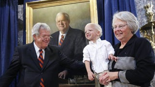 <i>L.A. Times</i>: Dennis Hastert Was Paying to Conceal His 'Sexual Misconduct'