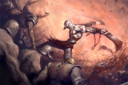 Sony, David Jaffe Sued Over God of War Copyright Infringement