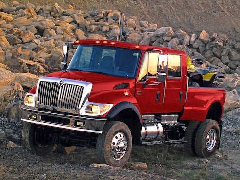 International Discontinues CXT, MXT And RXT Civilian Truck Line
