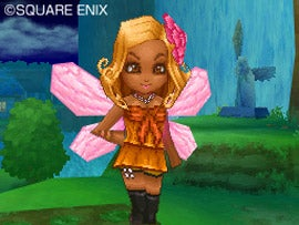 Why Is There A Tanned Fairy In Dragon Quest IX?