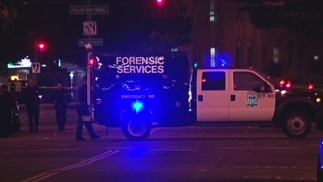 Suitcase Stuffed With Human Remains Found On San Francisco Sidewalk