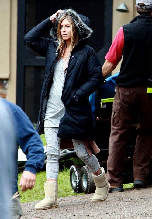 Jennifer Aniston: Strange Bedfellow?