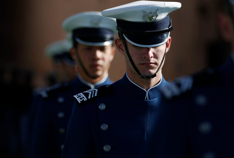 The Air Force Is Bullying Its Cadets Into a Secret Snitch Program