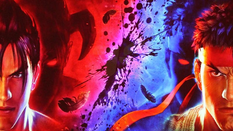 Street Fighter x Tekken Developer Jokes Tekken x Street Fighter Might Not Be Out Until 2018