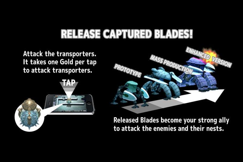 Final Fantasy Creator's Blade Guardian Hits iOS Next Week