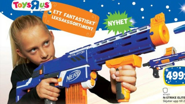 Up is Down and Girls are Boys: Swedish Toy Ad Flips the Script on Christmas