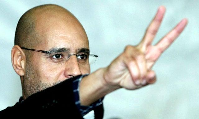 The Seif Qaddafi Peace Plan: Put Seif Qaddafi In Charge