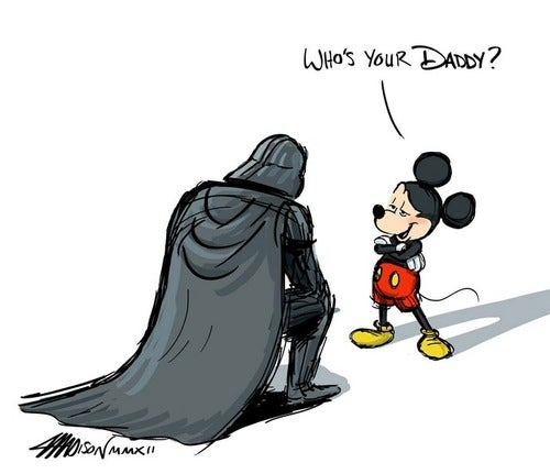 Disney's new Star Wars movie will be all original