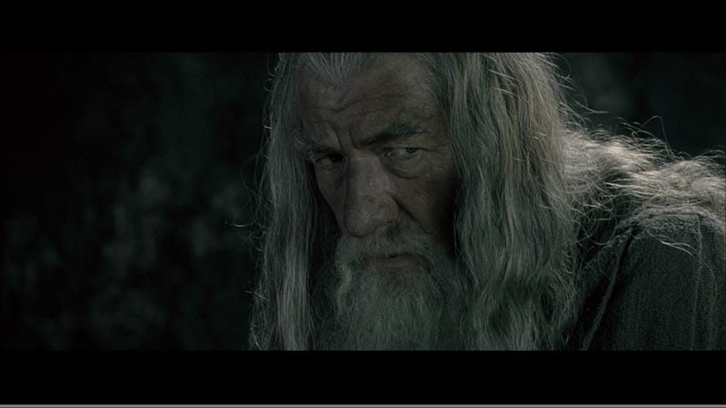 Lord of the Rings HD vs. DVD Screen Captures: Get Ready to Buy a Blu-ray Player